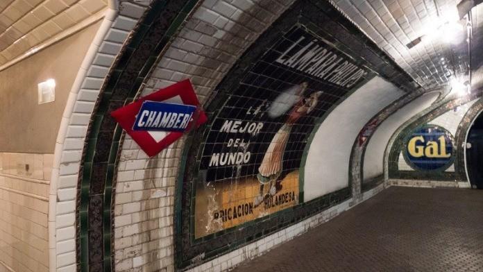 Metro-de-Madrid-Chamberí